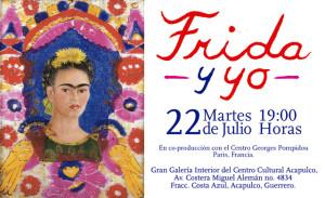 Expo Frida y Yo