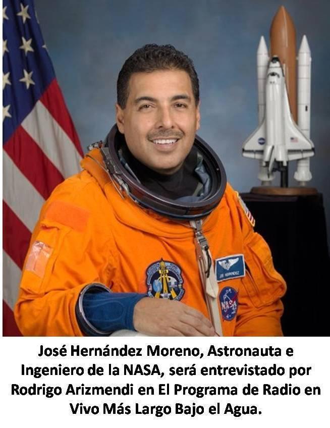 father jose hernandez astronaut - photo #11